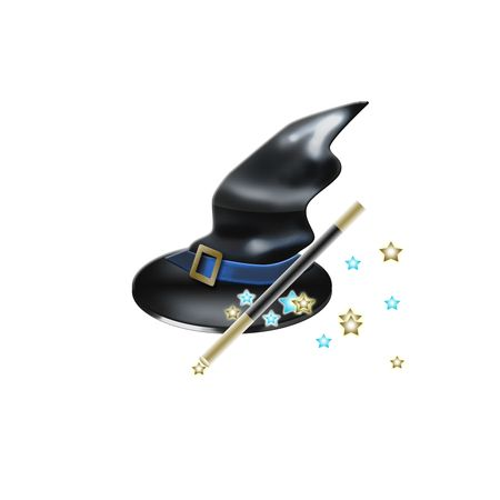 requisite: magic hat and magic wand