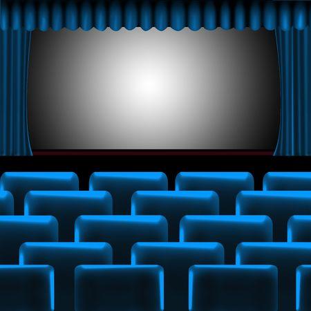 theatre-cinema Stock Photo - 8115602