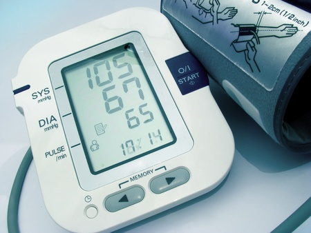 presure: Blood pressure device-new technology