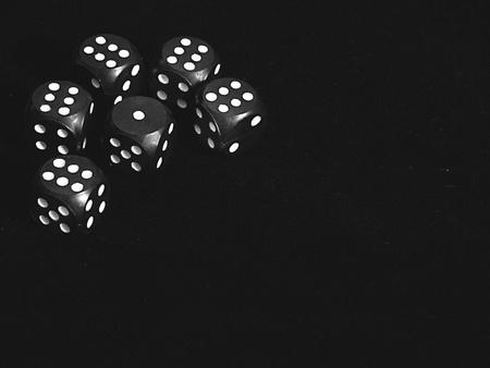 black dice photo