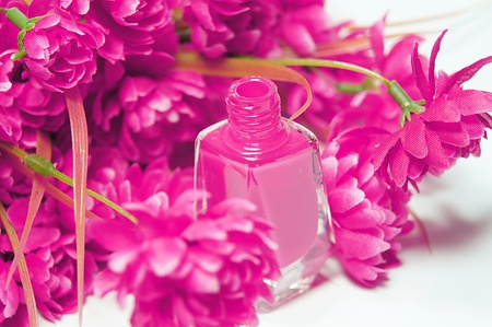 Isolated Nail Polish Stock Photo - 11005270
