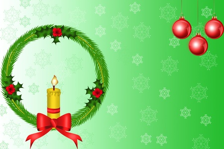 merry christmas and happy new year 2012 Stock Photo - 11161805