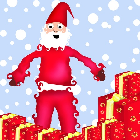 Santa Clause Stock Photo - 11171643