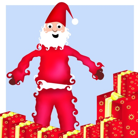 Santa Clause Stock Photo - 11171641