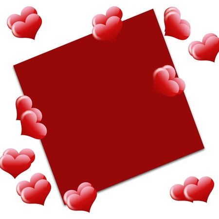 heart shape photo