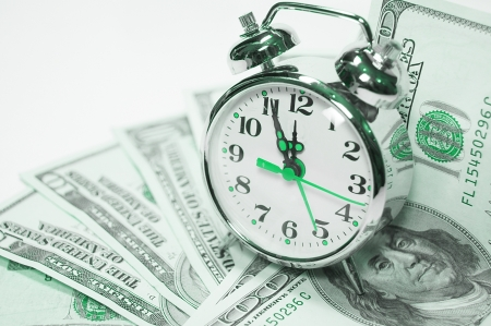 tempo: tempo é dinheiro
