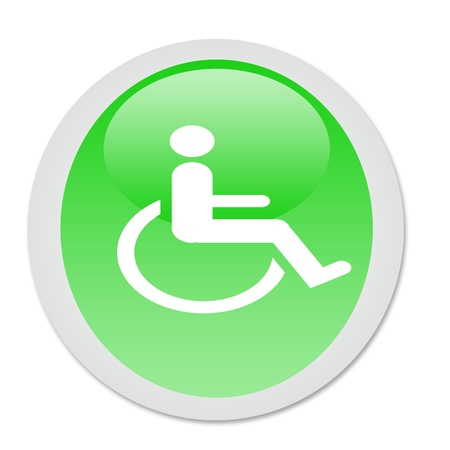 invalid people button photo