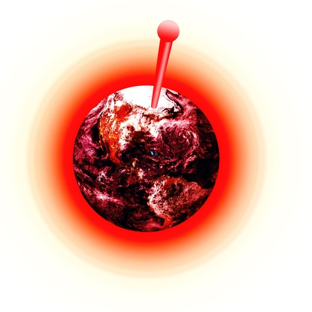end of world: global warming