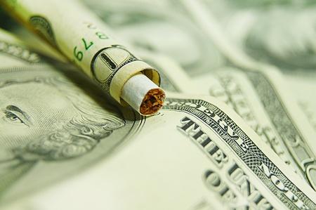malign: cigarettes - bad habit expensive