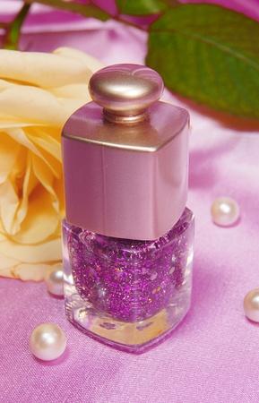 nail polish Stock Photo - 13535354