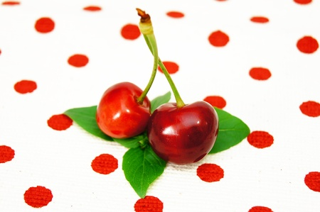 Sweet cherry  photo