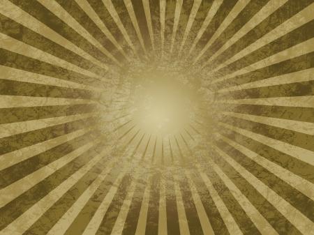 grunge sunburst background  Imagens