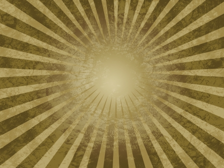 grunge sunburst background  photo