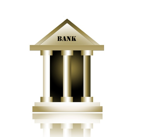 bank icon photo