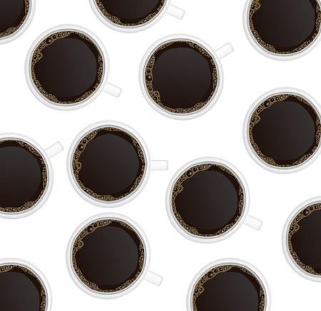 main course: Coffee Mug Pattern