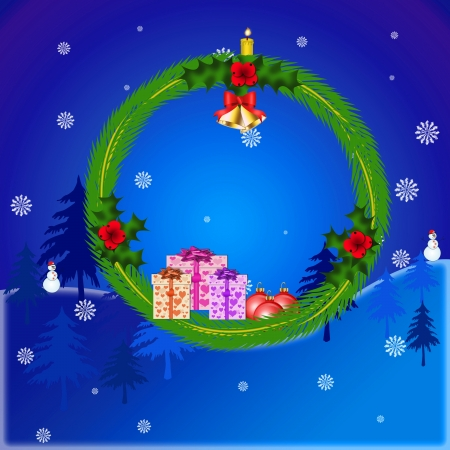 merry christmas and happy new year 2013 Stock Photo - 16096887