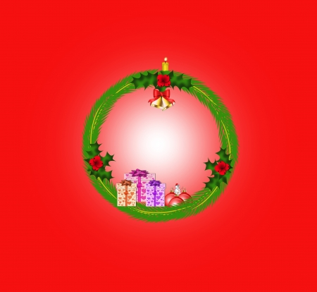 merry christmas and happy new year 2013 Stock Photo - 16096855