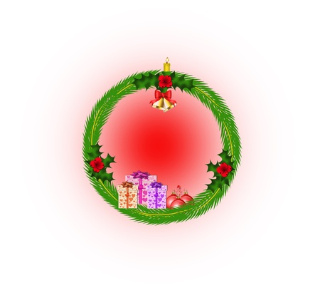 merry christmas and happy new year 2013 Stock Photo - 16096859