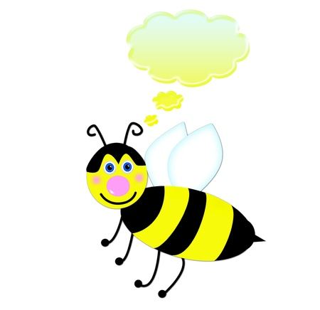 fainted: Bee thought