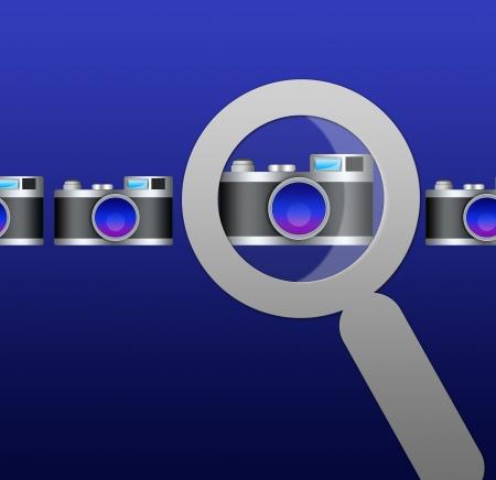 search camera photo