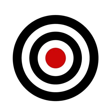 archery target: target  Stock Photo