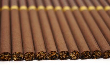 malign: cigarette