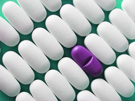 drug control: pills