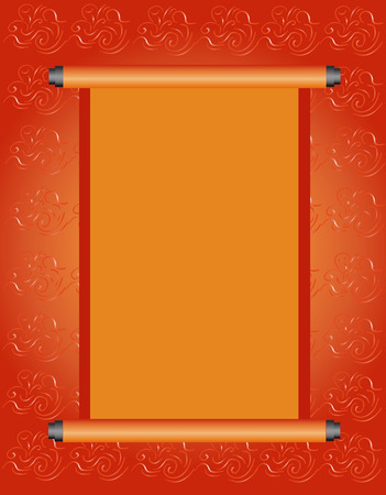 kakemono: blank roll up banner