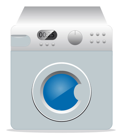 Washing machine  photo
