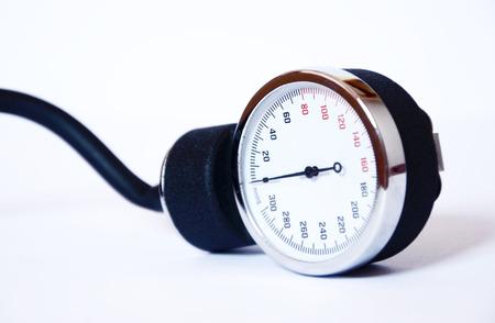 Blood pressure device Stock Photo