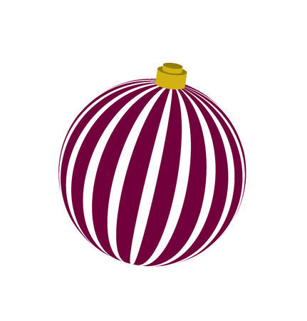 lightweight ornaments: Christmas ball