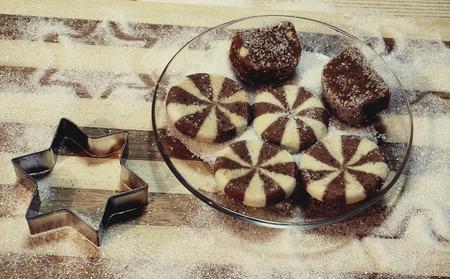 cooky: Cookies Stock Photo