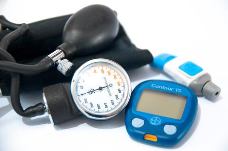 presure: medical set