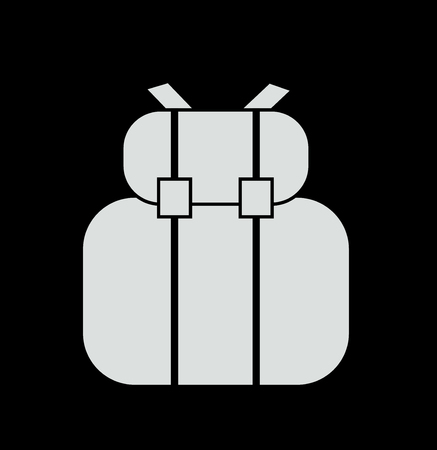 bag icon: backpack icon
