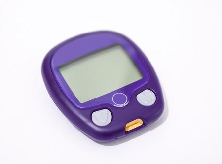 diabetes meter kit: device for measuring blood sugar level