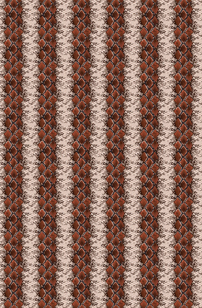 scaly: animal skin seamless pattern
