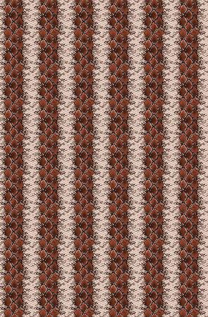 snake leather: animal skin seamless pattern