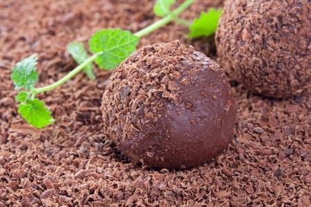 sweetmeats: chocolate truffle
