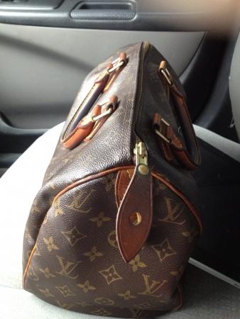 louis vuitton: Louis Vuitton bag