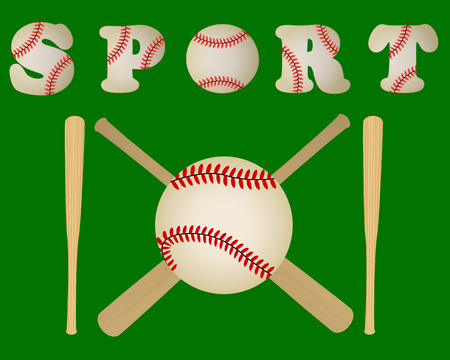 bits: for baseball bits and ball sport written word
