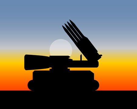 vehicle combat: missile launchers for anti-security of territories