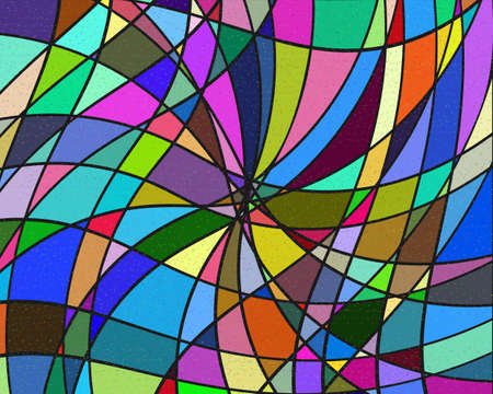 vector background abstraction of different colors and shades Illustration