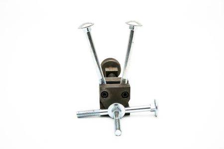torque wrench: Steel screws
