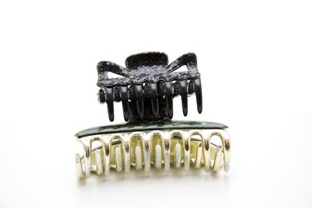 clamp: Hair clamp
