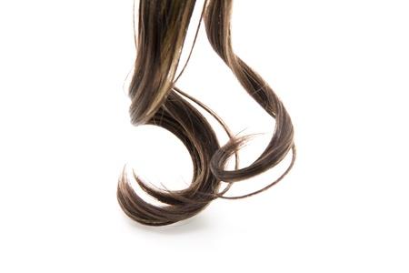 Hair lock Stock Photo - 11300958