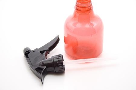 spr�hflasche: Spr�hdose