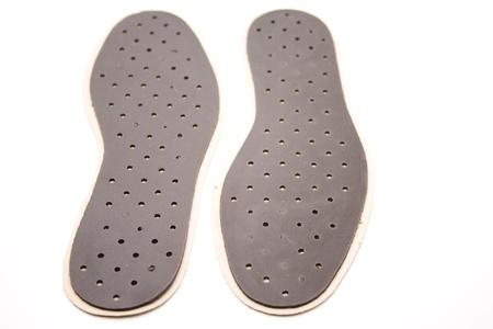 in insert: Shoe insert Stock Photo