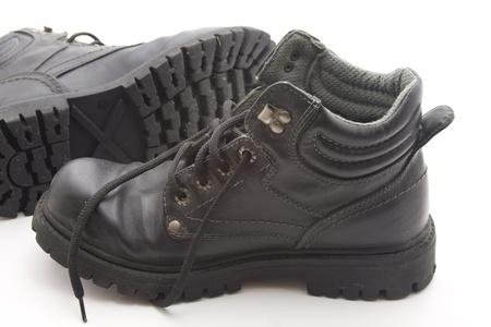 mans: Mans shoe Stock Photo