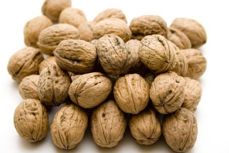 nutshell:   Walnuts in nutshell
