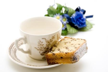 Coffee cakes photo